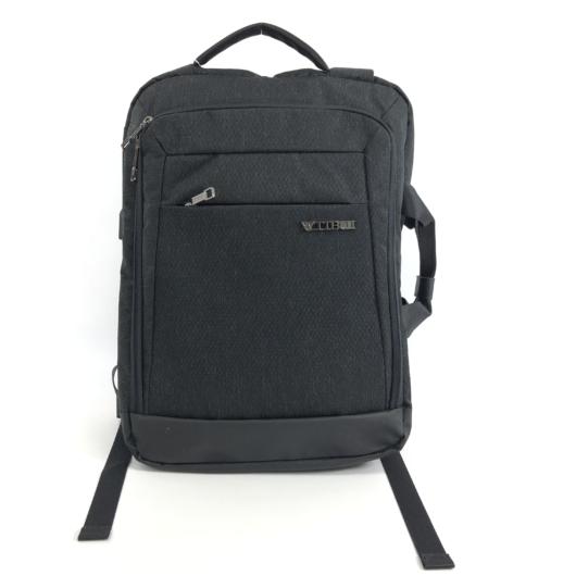 Férfi hátizsák fekete