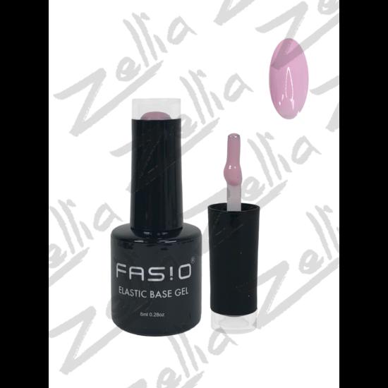 FASIO ELASTIC BASE GEL 010 BABA RÓZSASZÍN (8 ML-0,28OZ)