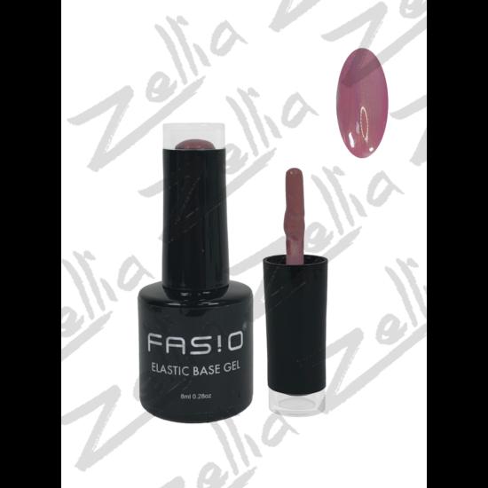 FASIO ELASTIC BASE GEL 012 GYÖNGYHÁZAS MÁLYVA (8 ML-0,28OZ)